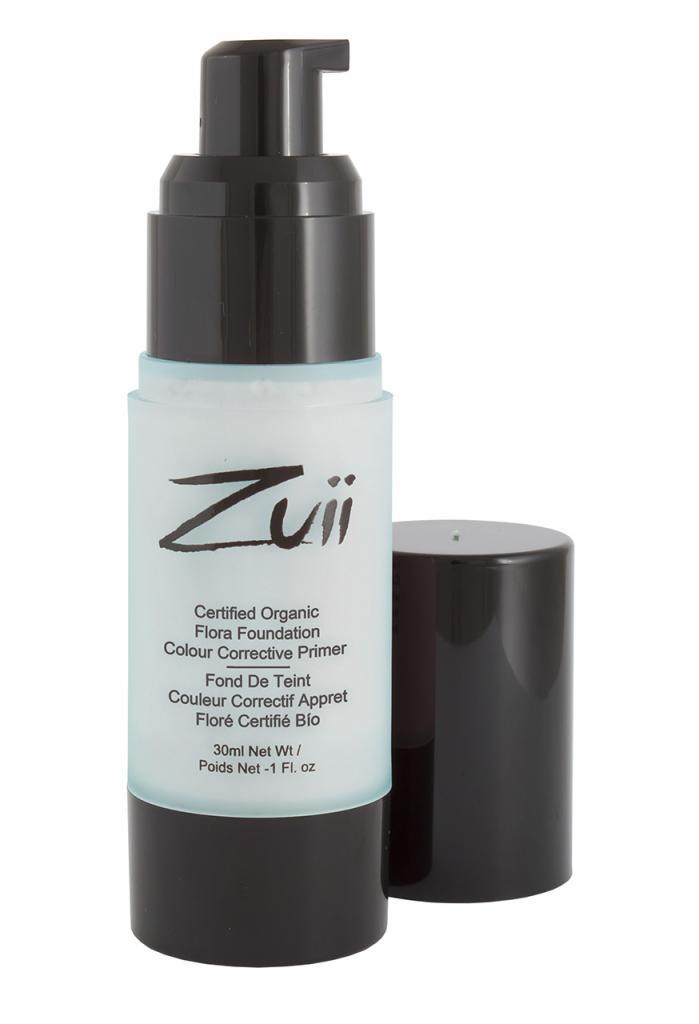 Zuii Certified Organic Flora Colour Corrective Primer Mint