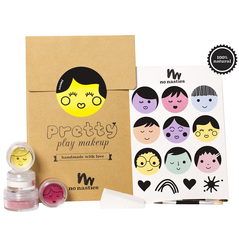 No Nasties Pretty play Makeup Goody Pack Naomi Lemon