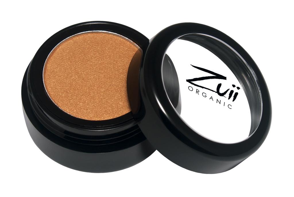 Zuii Organic Flora Eyeshadow Rich Gold