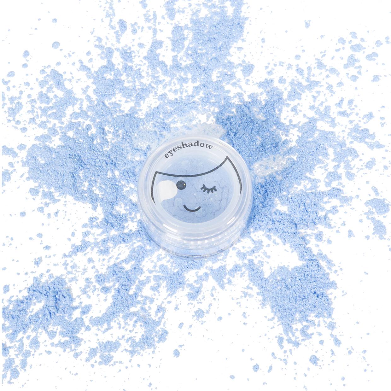 No Nasties Shimmery Blue Eyeshadow