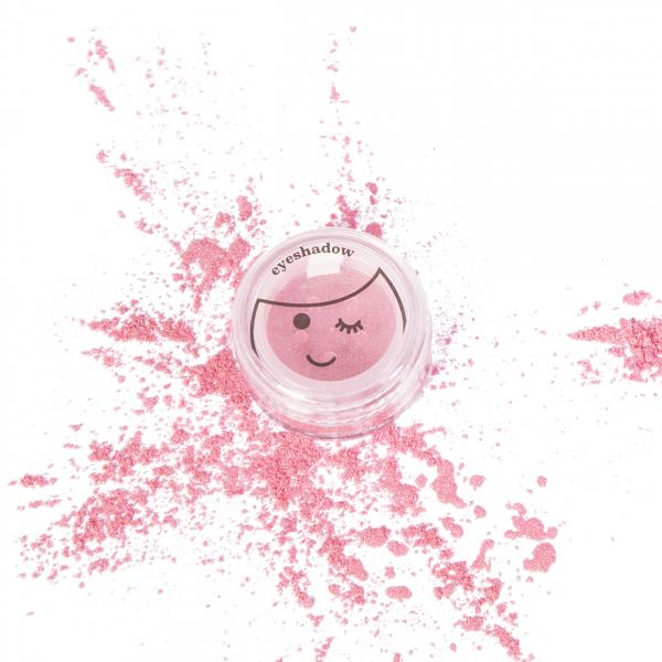 No Nasties Shimmery Pretty Pink Eyeshadow