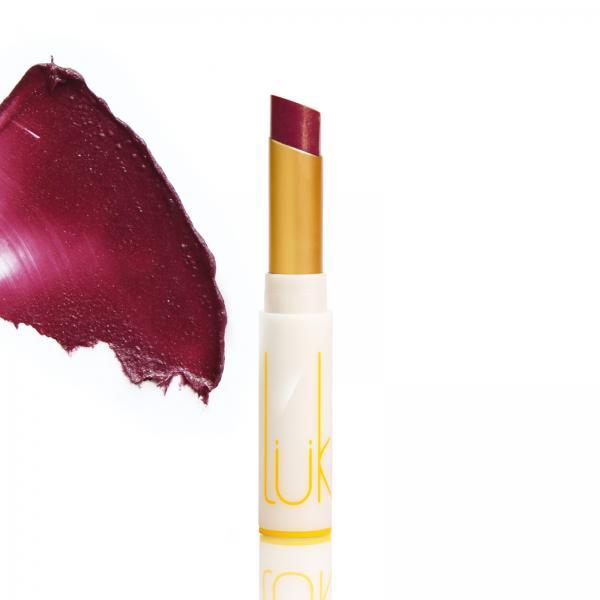 Luk Lip Nourish Lipstick Cherry Plum