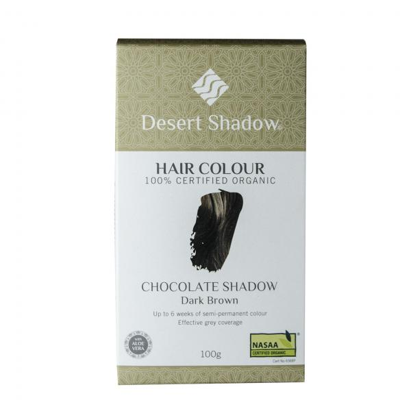 Desert Shadow Organic Hair Dye Chocolate Shadow