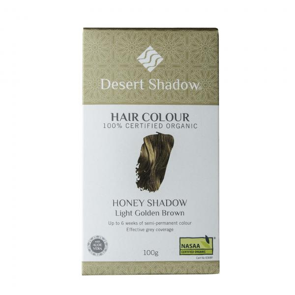 Desert Shadow Organic Hair Dye Honey Shadow