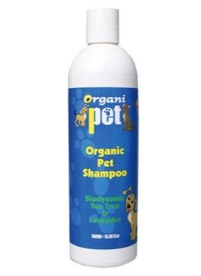 Organi Pet Pet_Shampoo