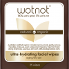 Wotnot Ultra-Hydrating facial Wipes 25