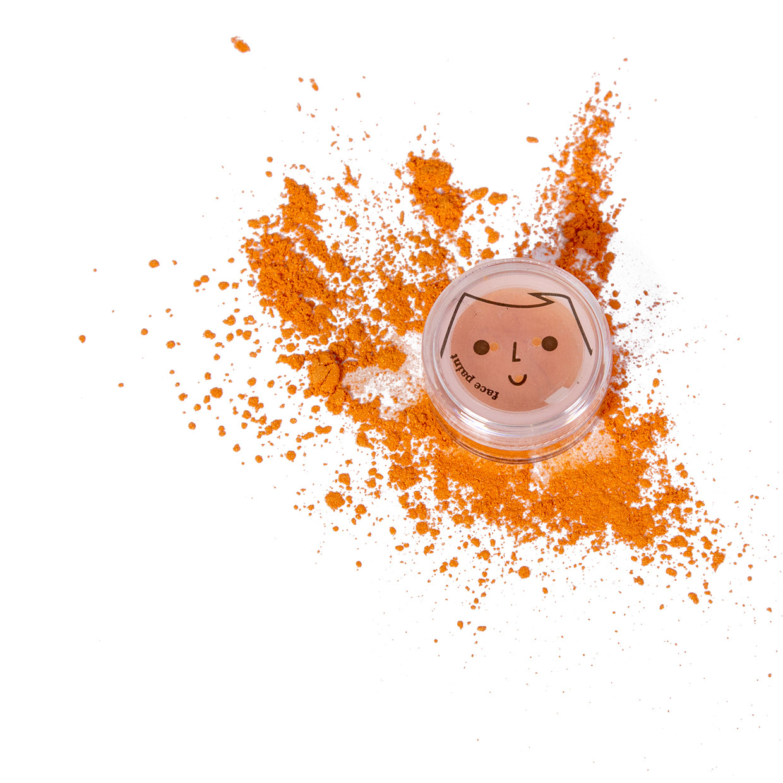 No Nasties Fun Face Paint Powder Orange