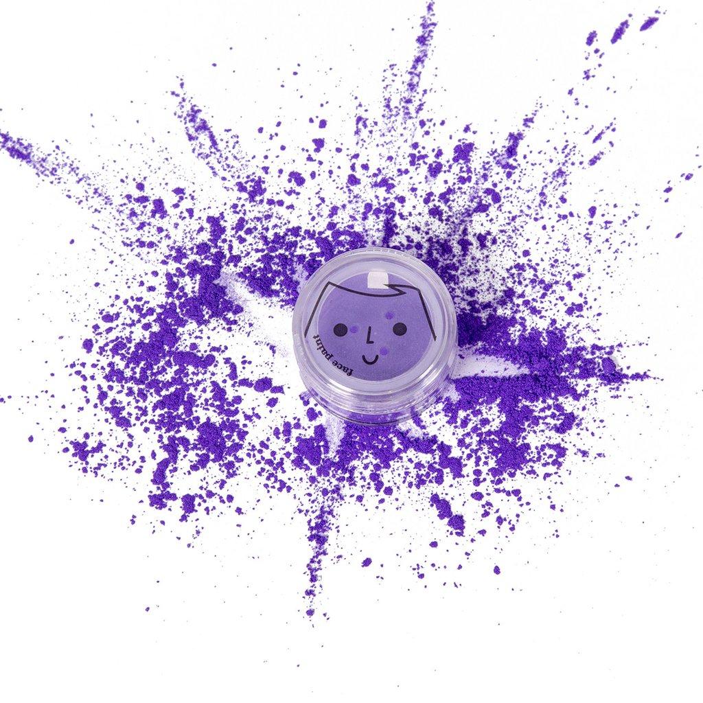 No Nasties Fun Face Paint Powder Purple