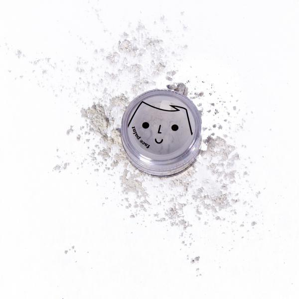 No Nasties Fun Face Paint Powder White