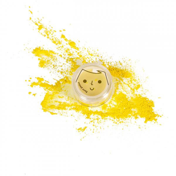 No Nasties Fun Face Paint Powder Yellow