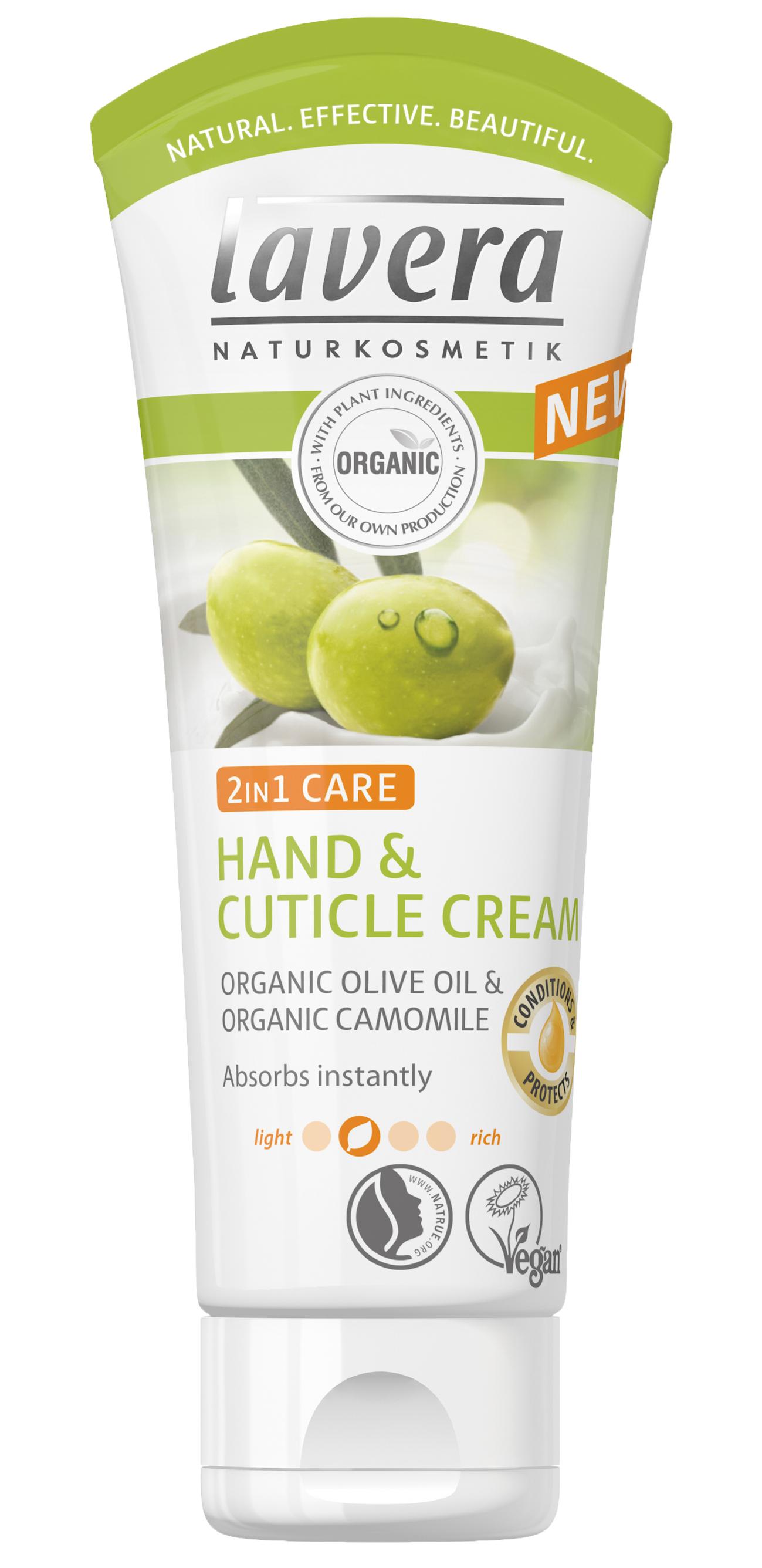 Lavera Hand & Cuticle Cream