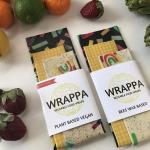 Wrappa Vegan Food Wraps-confetti