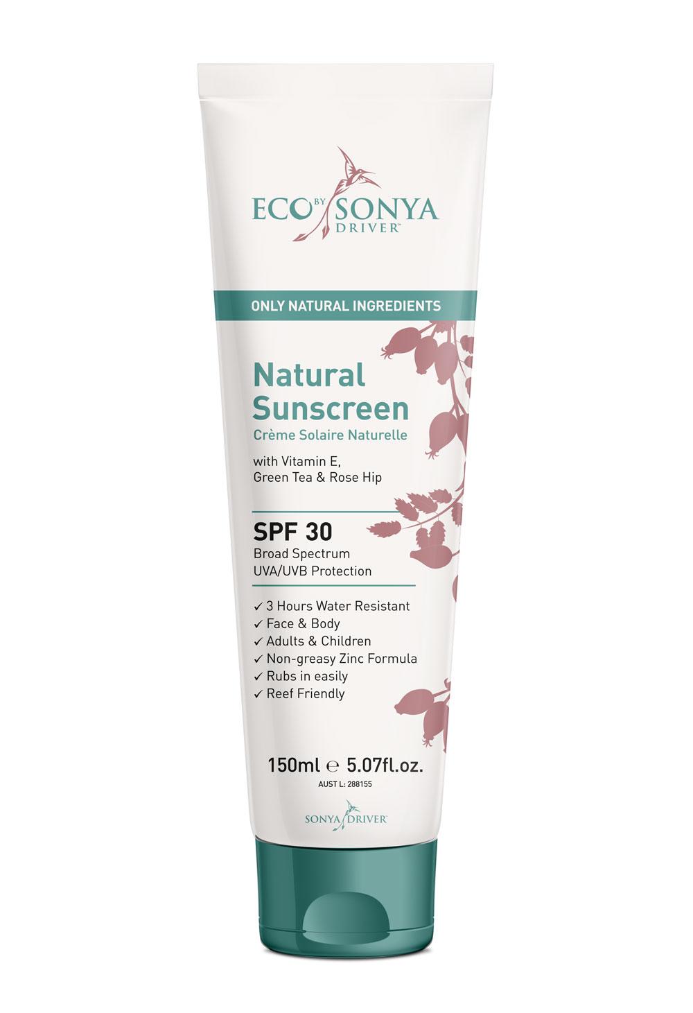 Eco Tan Eco by Sonya Driver Natural Rose Hip Sunscreen