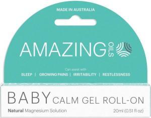Amazing Oils Baby Calm Gel Roll-On 20ml