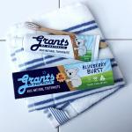 Grants Kids Natural Toothpaste Blueberry Burst 75g