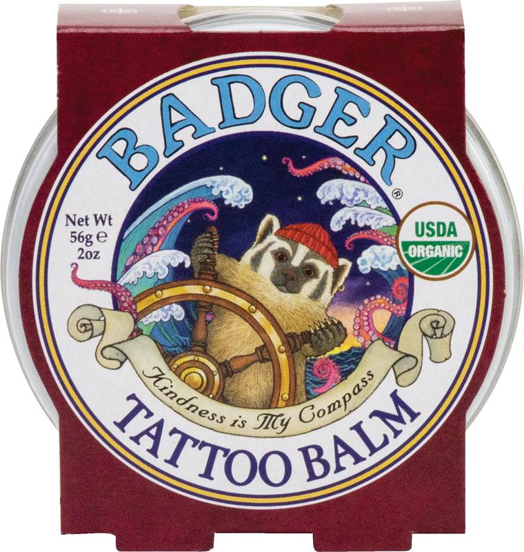 Badger Tattoo Balm-56g